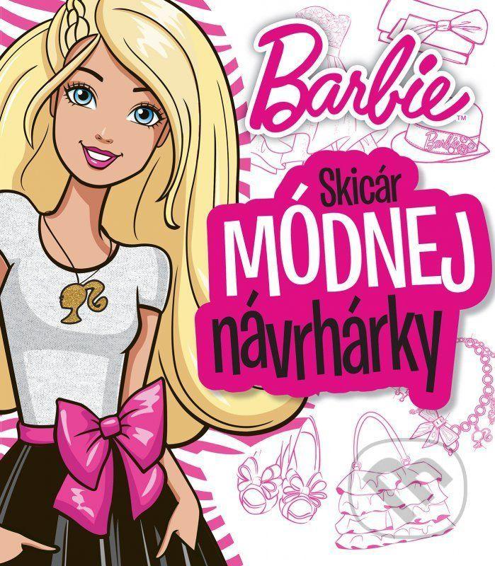 Albatros Barbie skicář