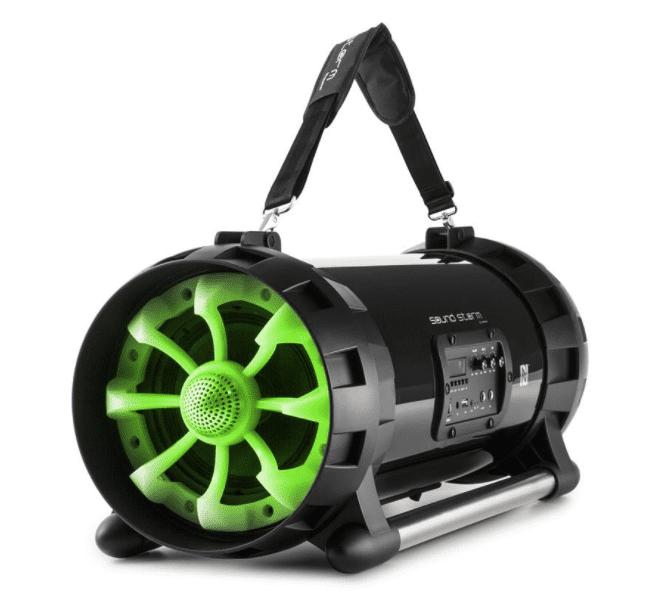 Auna Soundstorm 2.0 černý