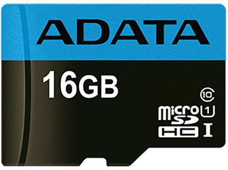 ADATA Premier microSDHC 16GB 85MB/s UHS-I U1
