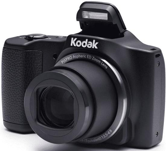Kodak FRIENDLY ZOOM FZ201 černý