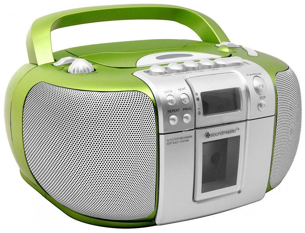 Soundmaster SCD5406GR zelené