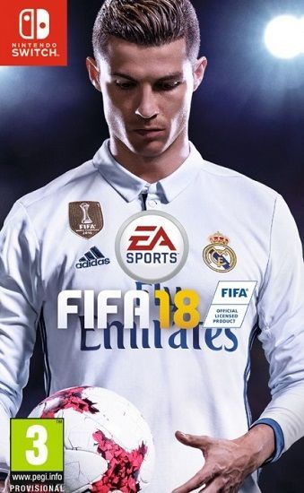 FIFA 18 - Hra na Nintendo Switch