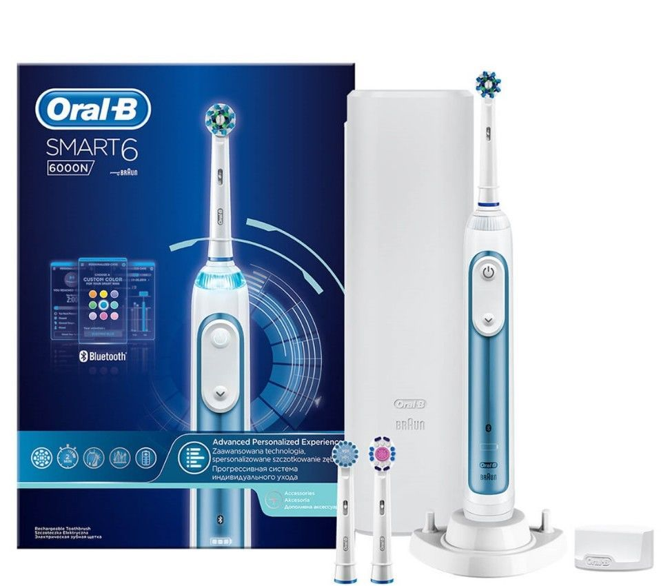 Oral-B Smart 6 6000N CrossAction