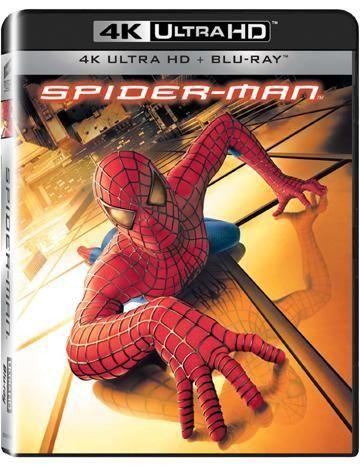 Spider-Man - 2xBD (Blu-ray + 4K UHD film)
