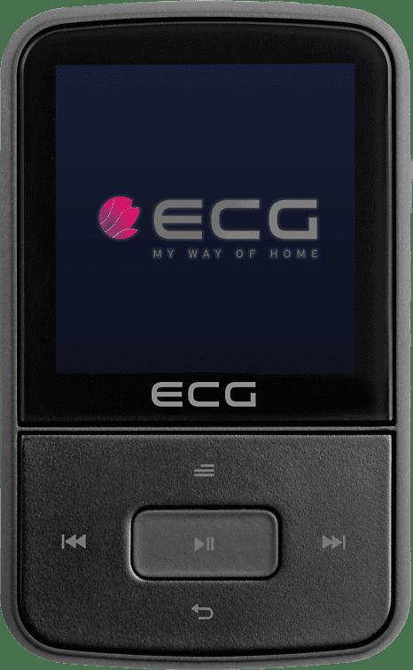 ECG PMP 30 8 GB černý