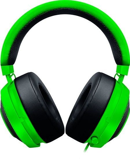 Razer Kraken Pro V2 Oval, zelená