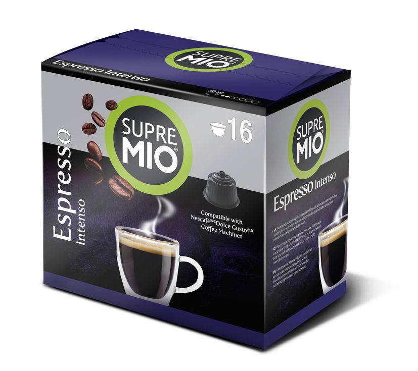 Supremio Espresso Intenso (Dolce Gusto)