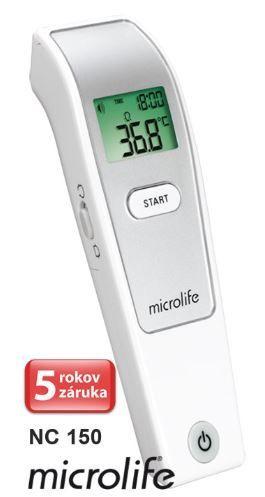 Microlife NC 150 - čelní bezkontaktní teploměr