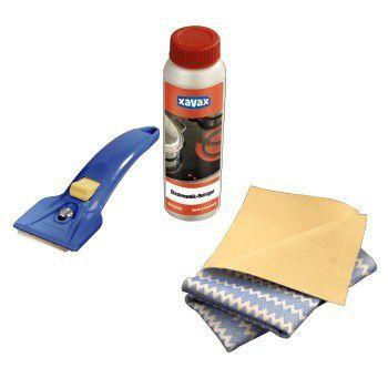 110700 Xavax Set - čištění sklokeramické plochy
