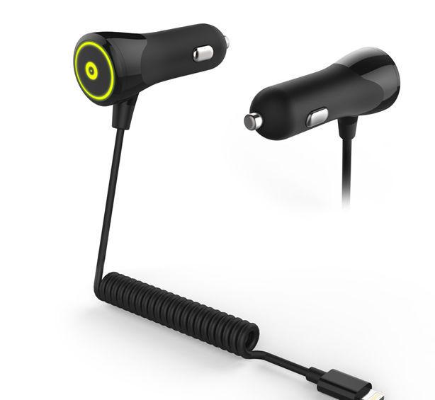 MUVIT autonabíječka pro Apple iPhone 5/5S