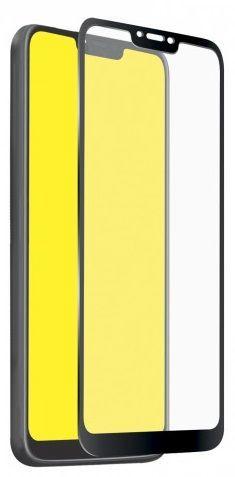 SBS Full Cover tvrzené sklo pro Motorola Moto G7 Power, černá
