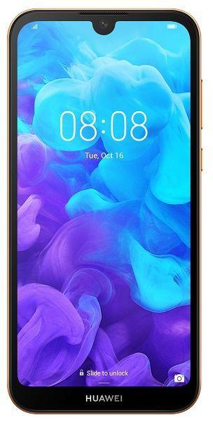 Huawei Y5 2019 hnědý