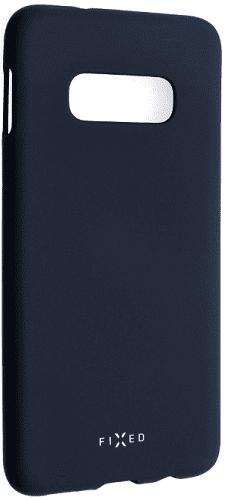 Fixed Story silikonový zadní kryt pro Samsung Galaxy S10e, modrá