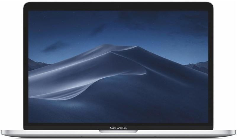 """Apple MacBook Pro 13"""" 256GB (2019) MUHR2CZ/A stříbrný + dárek Microsoft Office 365 pro jednotlivce - 1 uživatel/1 rok zdarma"""