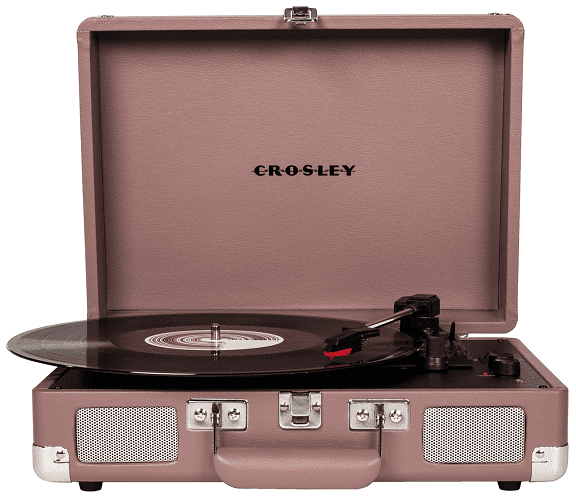 Crosley Cruiser Deluxe růžový