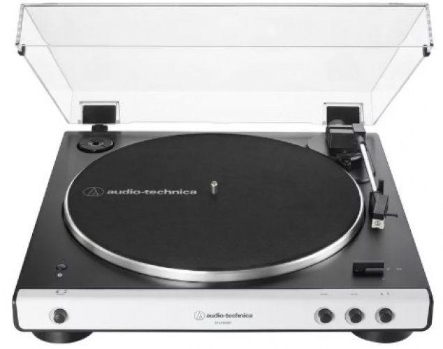 Audio-Technica LP60XBT bílý