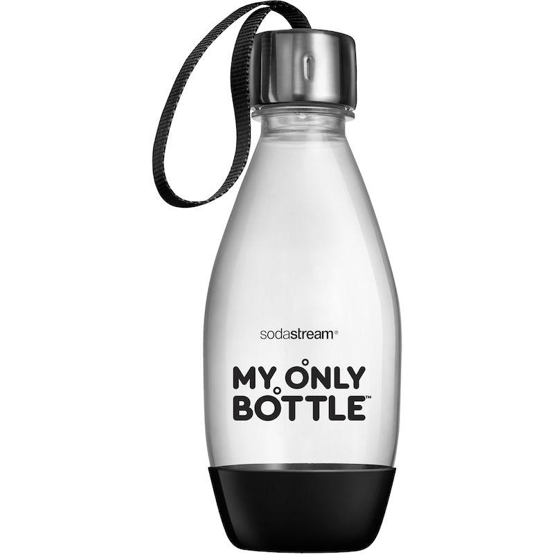 Sodastream My Only Bottle černá náhradní láhev (600ml)