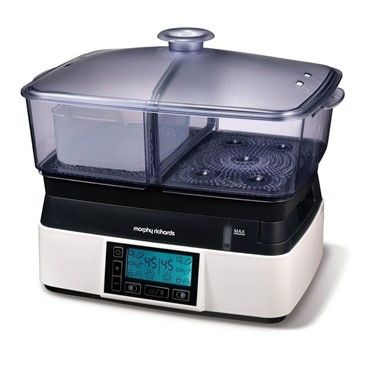 Morphy Richards MR-48775 Intellisteam Compact
