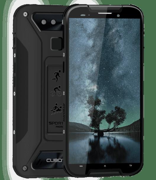 Cubot Quest Lite 32 GB černý