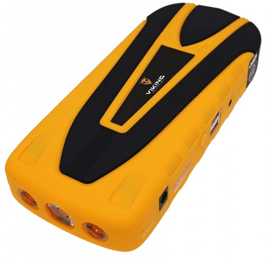 Viking Car Jump Starter Zulu 16 Plus powerbanka 16 000 mAh, žlutá
