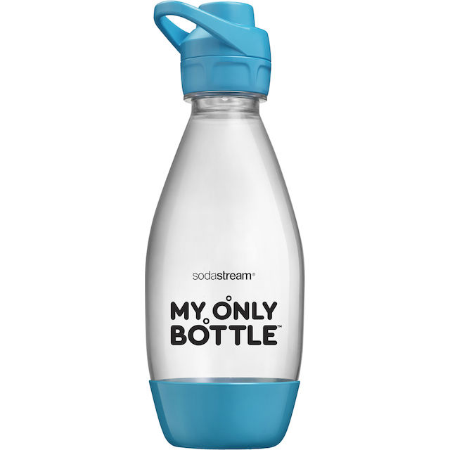 Sodastream My Only Bottle tyrkysová náhradní láhev (600ml)