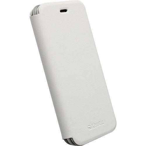 Krusell flipové pouzdro DONSÖ Flipcase pro iPhone 6 (bílý)