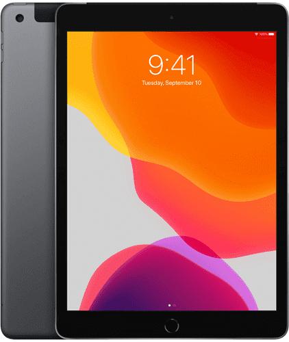 Apple iPad 2019 32GB WiFi + Cellular MW6A2FD/A vesmírně šedý