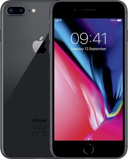 Apple iPhone 8 Plus 128 GB vesmírně šedý