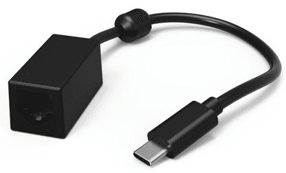 Hama 177104 USB 3.1 typ C - RJ45 1000 Mb/s síťový adaptér
