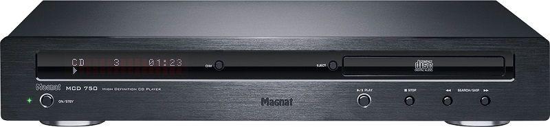 Magnat MCD 750 černý