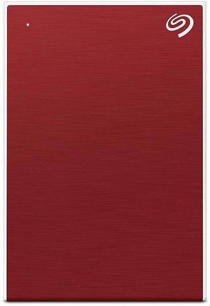 Seagate Backup Plus Portable 5TB červený