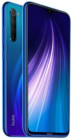 Xiaomi Redmi Note 8T 64 GB modrý