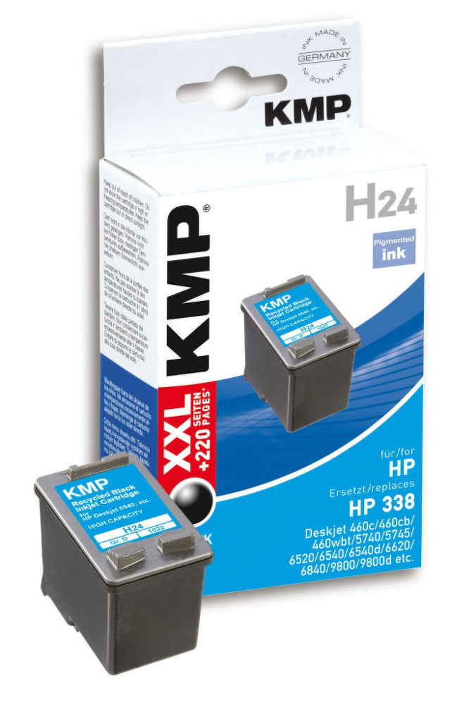 KMP H24 komp.recykl.náplň C8765AE