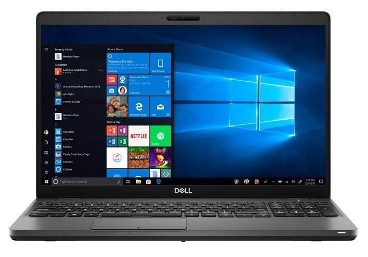 Dell Latitude 15 5501-5742 černý + dárek Microsoft Office 365 pro jednotlivce - 1 uživatel/1 rok zdarma