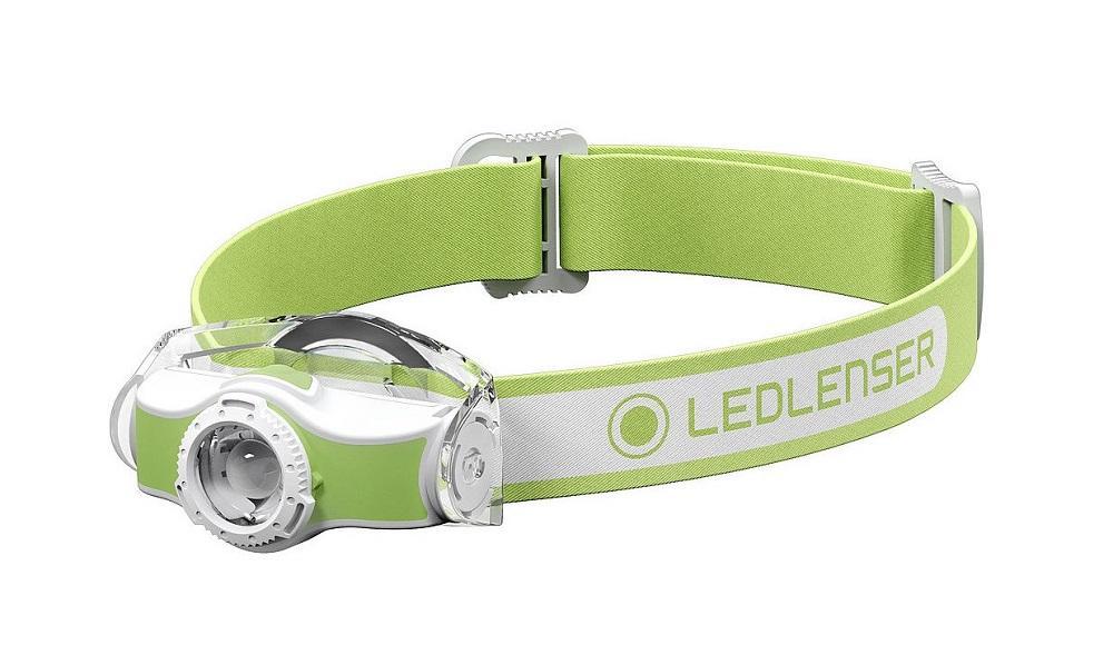 LED Lenser MH5 zelená