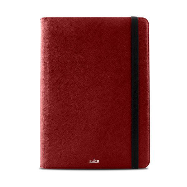 """Puro Booklet univerzální pouzdro pro tablet 10,1"""" (červené)"""