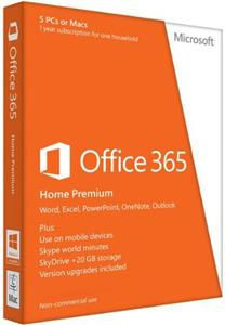 Microsoft Office 365 Home CZ