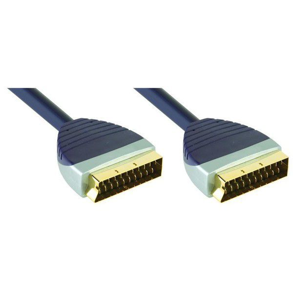 Bandridge SVL7391 SCART kabel, 1m