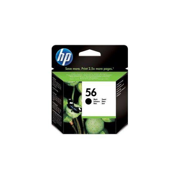 HP C6656AE No.56 black