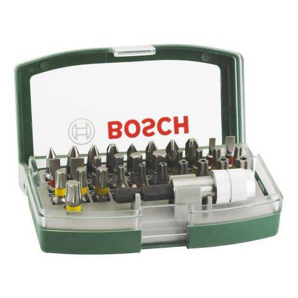 Bosch 32 ks sada šroubovacích bitů