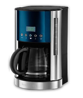 RUSSELL HOBBS 21790-56 (modrá) - Prekapávací kávovar