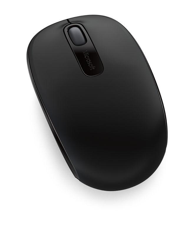 Microsoft Mobile 1850 (černý) - bezdrátová myš