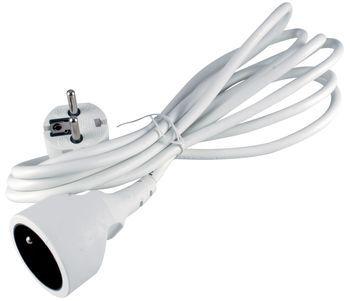 Emos P0110 - Prodlužovací kabel, 10m (bílý)