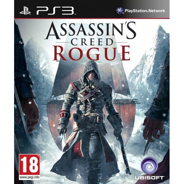 Assassins Creed: Rogue - hra pro PS3