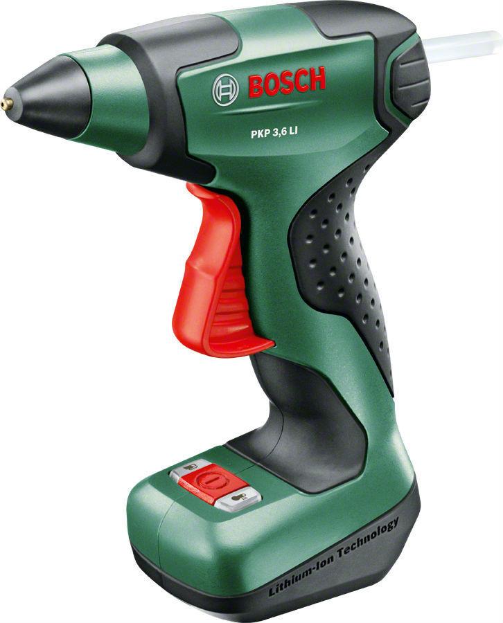 Bosch PKP 3,6 LI, lepící pistole