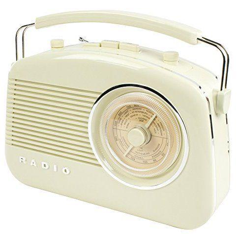 KONIG HAV-TR710BE, retro rádio