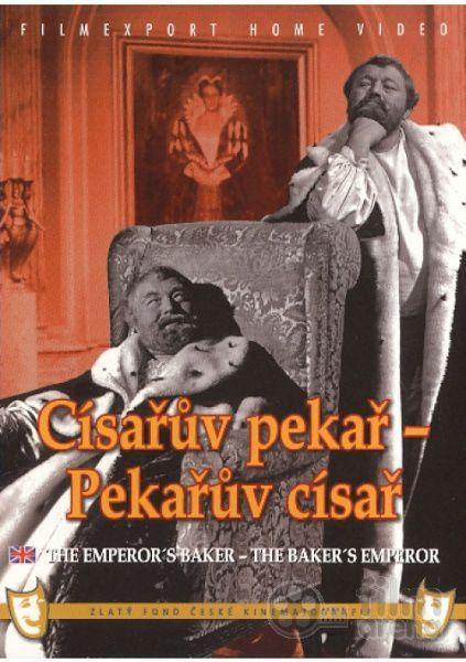 Císařův pekař - Pekařův císař - DVD film