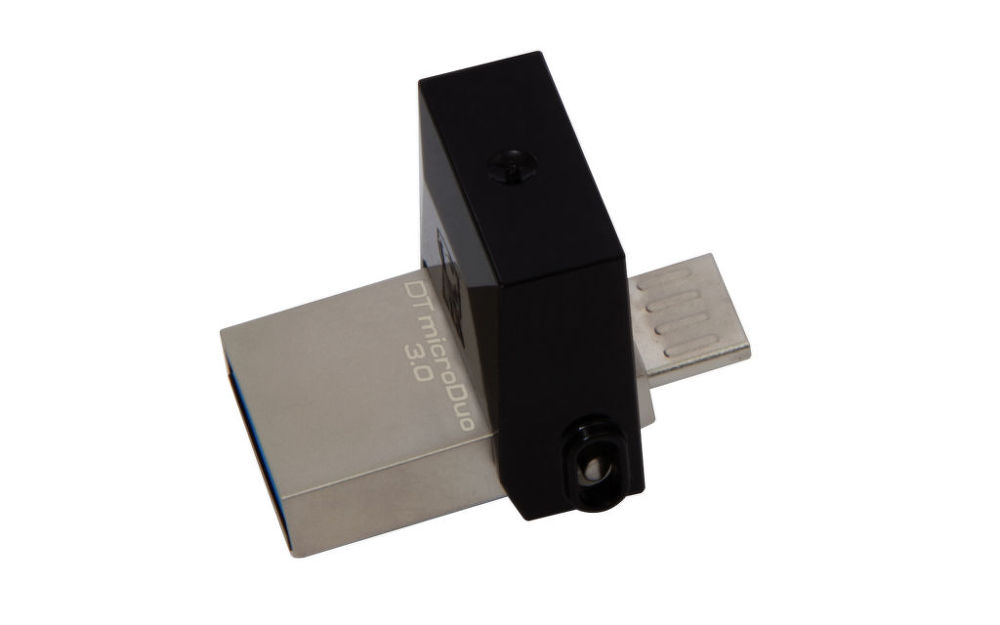 Kingston 32GB DataTraveler MicroDuo OTG USB 3.0