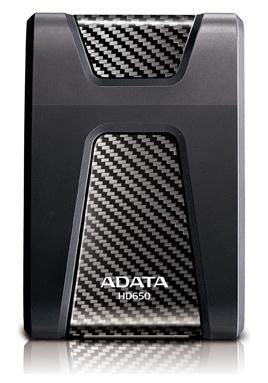 "A-DATA Durable HD650 2,5"" 2TB USB 3.0 (černý)"