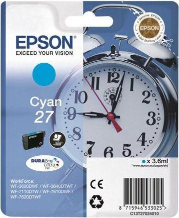 Epson C13T27024020 (modrý)